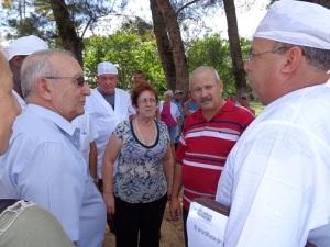 Visita Establecimiento Lácteo de Florida Ministra de la Industria Alimenticia