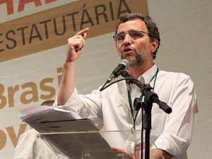 Valter Pomar, secretario ejecutivo del Foro de Sao Paulo.
