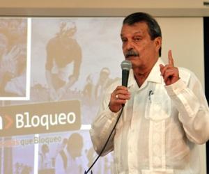 Abelardo Moreno, viceministro de Relaciones Exteriores