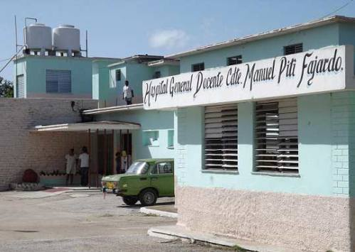"Hospital Municipal de Florida ""Manuel Piti Fajardo"""