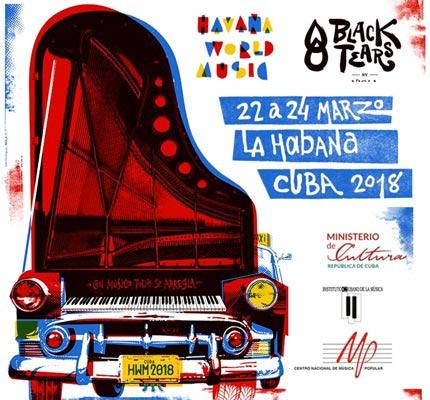 Festival Havana World Music calienta motores para su quinta edición