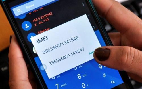 Etecsa bloqueará teléfonos con IMEI no válidos a partir de este 18 de mayo. Foto: Cubasí