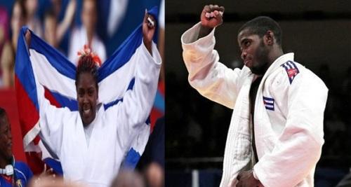 Judocas cubanos se preparan para Lima 2019