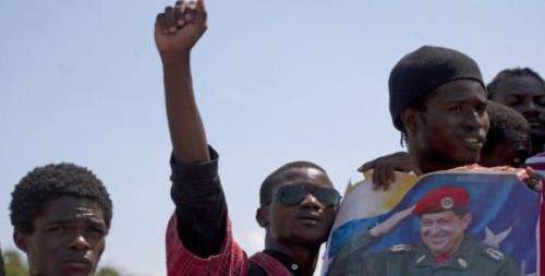 Rechazan en Haití votación del gobierno contra Venezuela en la OEA
